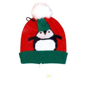 🎄🎅🏼 NWT - Collection Eighteen Christmas Red Hat